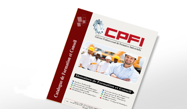 catalogue de formations professionnelles industrielles CPFI